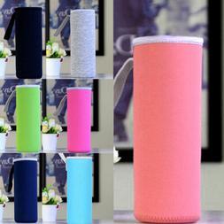 Unisex Fashion Sport Insulator Bag Neoprene Water Bottle Cov