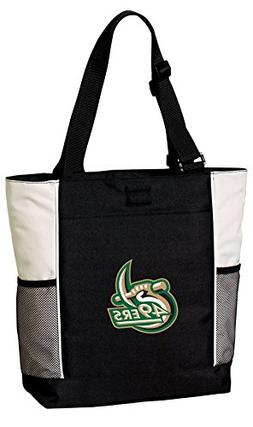 Broad Bay University of North Carolina Charlotte Tote Bags U