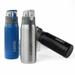 Vacuum Insulated 304 Stainless Steel Water Bottle with Handl