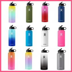 Vacuum Insulated Flask-Hydro Stainless Steel Water Bottle Wi