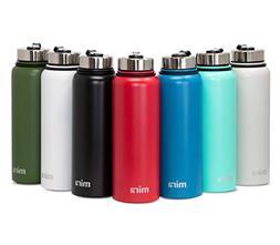 MIRA Vacuum Insulated Powder Coated Water Bottle | Double Wa