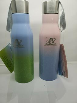 Ampmobi Vacuum Insulated Stainless Steel Water Bottle 16 Oz