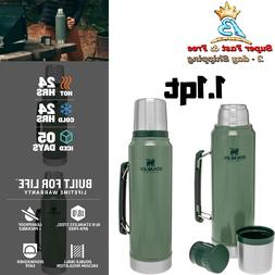 Vacuum Insulated Water Bottle 18/8 Stainless Steel Hammerton