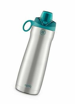 Pogo Vacuum Stainless Steel Water Bottle with Chug Flip Lid