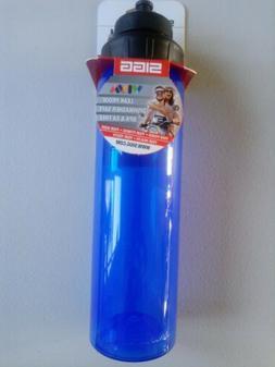 1-Liter, 33.8 Fluid Ounces New Sigg Swiss White Emblem Water Bottle