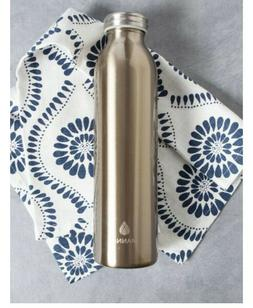 Manna Vogue Vacuum Insulated Dbl Wall Stainless Steel Wate
