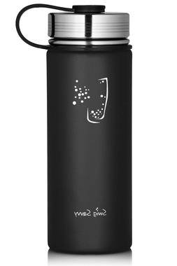 40oz Warm Water Bottle Stainless Steel Insulated Sport Gym T