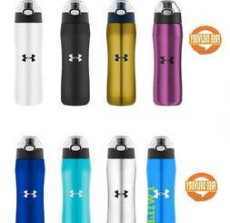 Under Armour Water Bottle 18 Oz Beverage Sports Vacuum Insul
