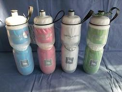 Water Bottle 24 Ounce Wide Mouth Insulated Thermal USA MADE