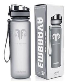 Best Sports Water Bottle - 18oz Small - Eco Friendly & BPA-F