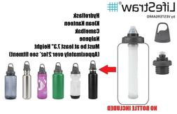 LifeStraw Water Bottle Filter Top Cap Adapter Camelbak Klean