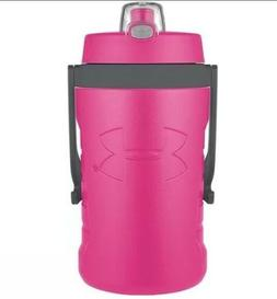Under Armour Water Bottle Foam Insulated Rebel Pink 64oz Wit