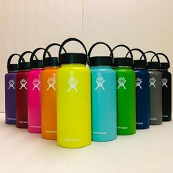Hydro Flask Water Bottle | Stainless Steel &Vacuum Insulated