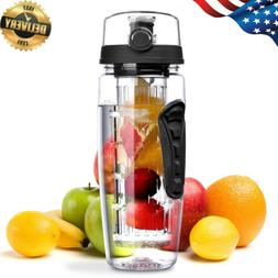Water Bottle Stainless Steel Double Wall Thermo Vacuum Insul