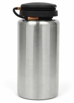 Nalgene Water Bottle Stainless Steel Drinking with Screw Cap