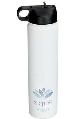 Water Bottle Stainless Steel Thermal Flask Vacuum Insulated