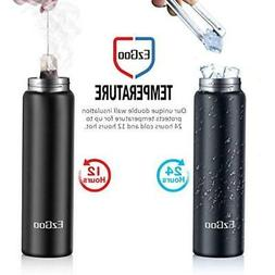 Insulated Vacuum Sports Water Bottle, Stainless Steel Vacuum