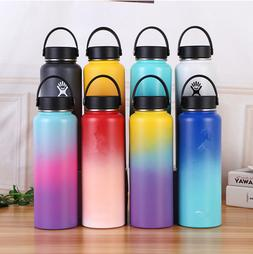 Hydro Flask Water Bottle Stainless Steel304 Insulated Wide M