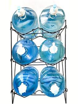 Future BuyZ 5 Gallon Water Bottle Shelf Rack Holder Stand St