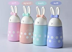 Water Bottle Vacuum Insulated Small Size and Creative Cute B