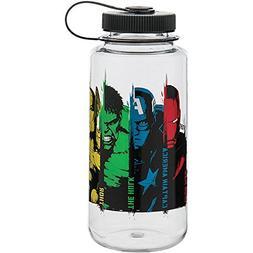 New! Nalgene 32oz Water Bottle Wide Mouth Group Avengers Ver
