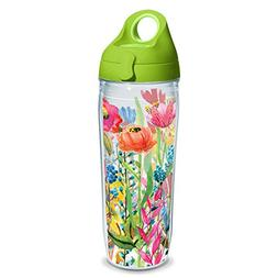 Tervis 1231155 Watercolor Wildflowers Tumbler with Wrap and