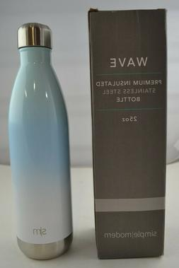 Simple Modern Wave Vacuum Insulated Water Bottle 25oz - Sant