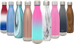 Simple Modern 25 oz Wave Water Bottle - Stainless Steel Doub