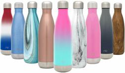 Simple Modern Wave Water Bottle - Vacuum Insulated Double Wa