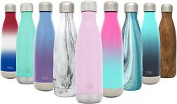 Simple Modern Wave Water Bottle - Vacuum Insulated Leak Proo