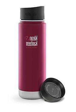 Klean Kanteen 20-Ounce Wide Insulated Stainless Steel Water