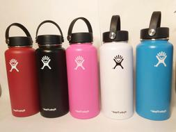 Hydro Flask Water Bottle Stainless Steel Vacuum Insulated Wi